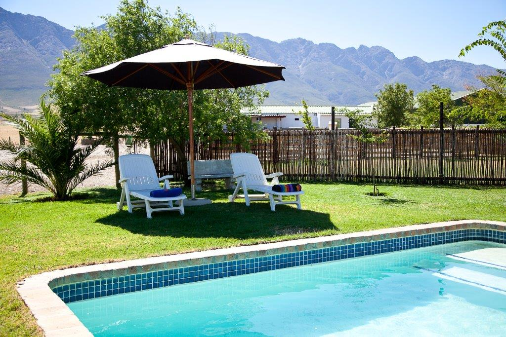 Affordable family farm accommodation cape winelands
