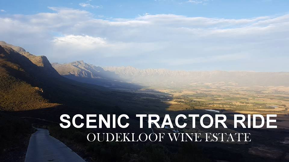 Tulbagh Tractor Ride